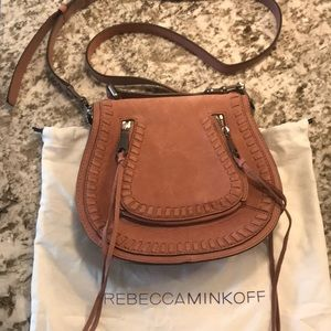 Rebecca Minkoff Small Vanity Saddle